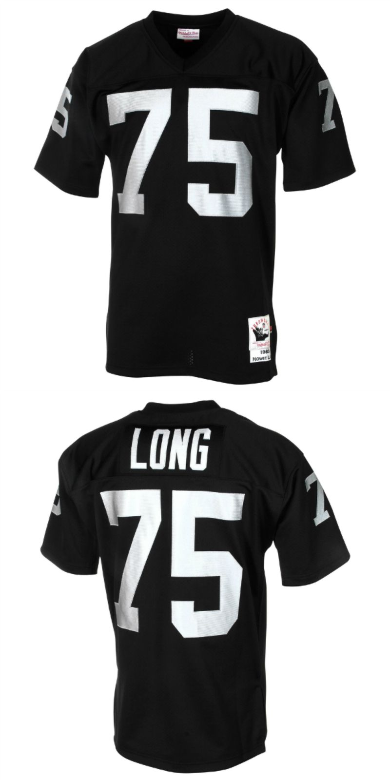 new concept ed4b9 46555 UP TO 70% OFF. Howie Long Oakland Raiders Mitchell & Ness ...