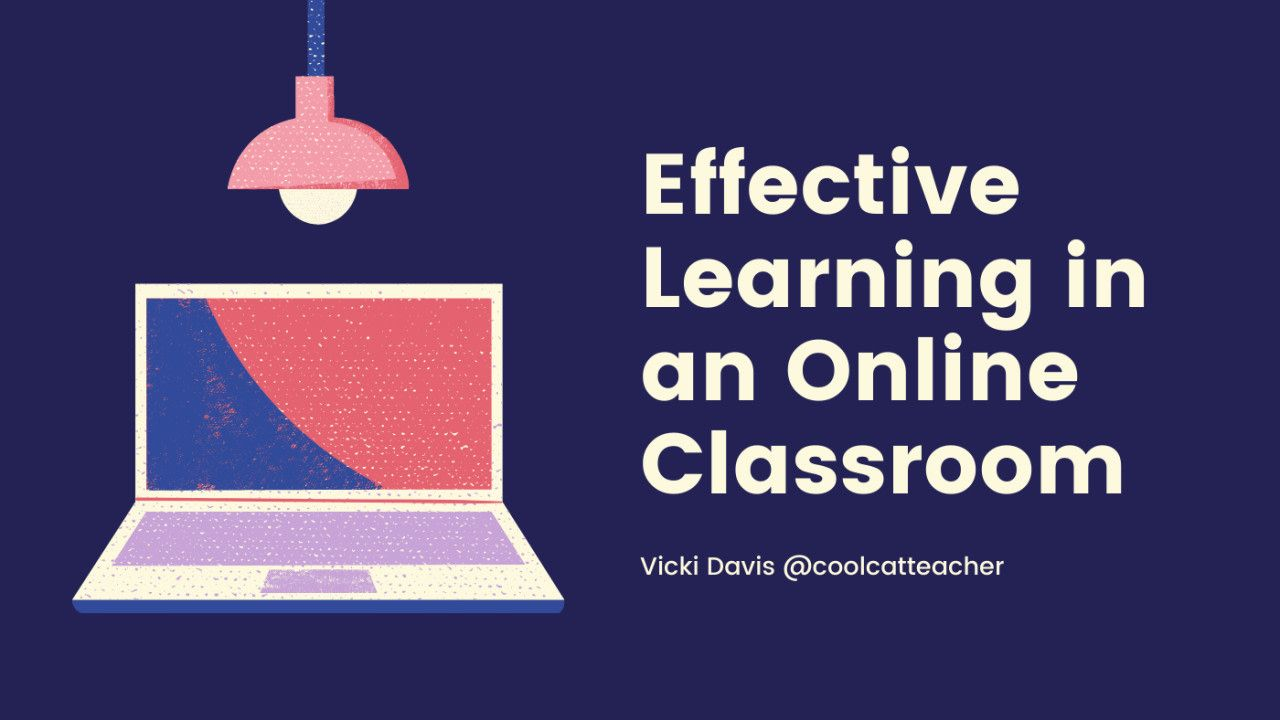 How to Teach Students Effective Learning in an Online