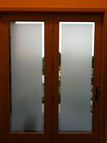Frosted Privacy Window Film   Window Film World