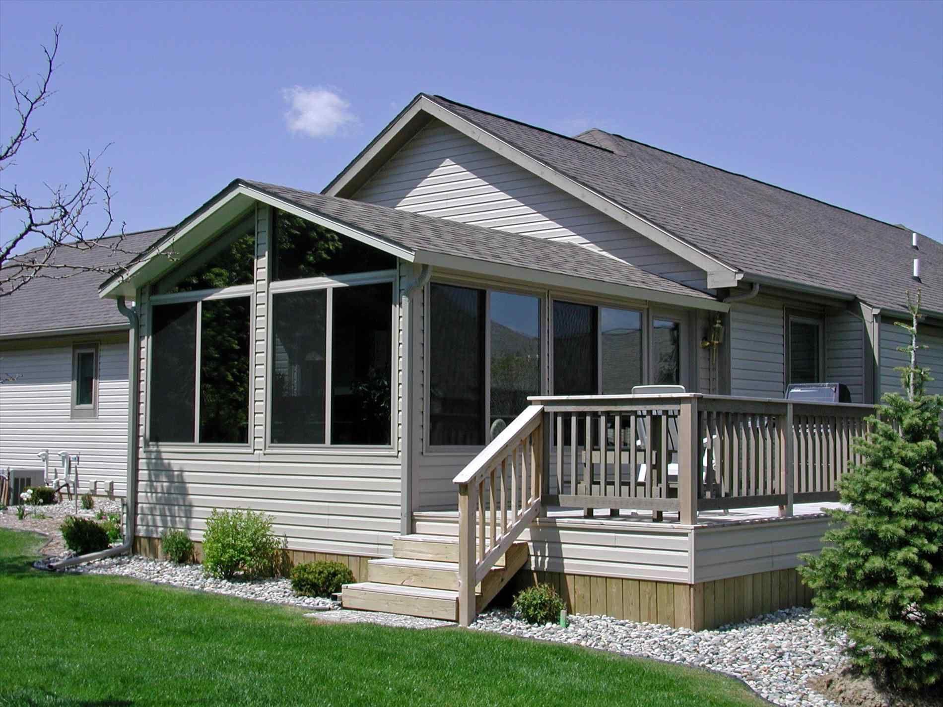Sunroom Roof Ideas Home Roof Ideas Gable Roof House Gable House Roof Design