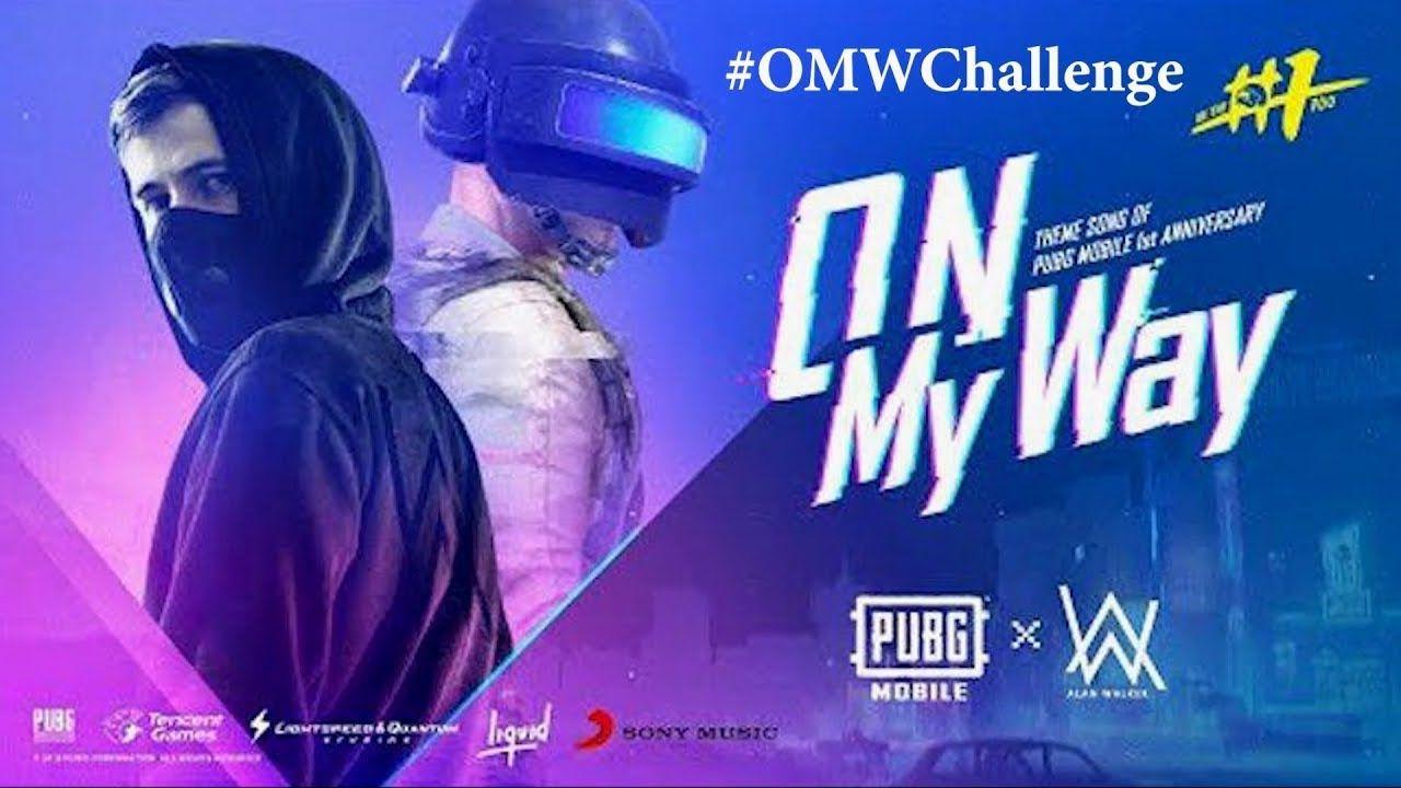 Omwchallenge Pubg Mobile Gameplay On My Way Pubg Version