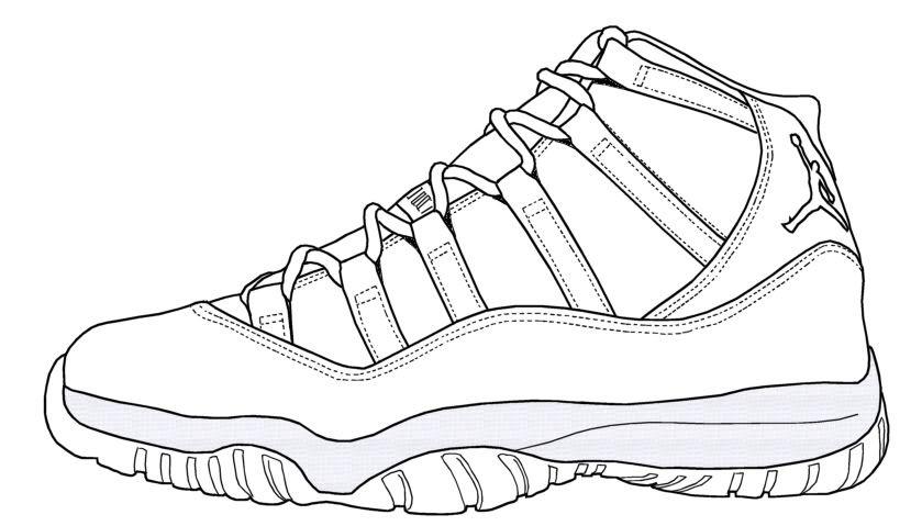 5th Dimension Forum View Topic Official Air Jordan Templates Sneakers Sketch Air Jordans Sneakers Drawing