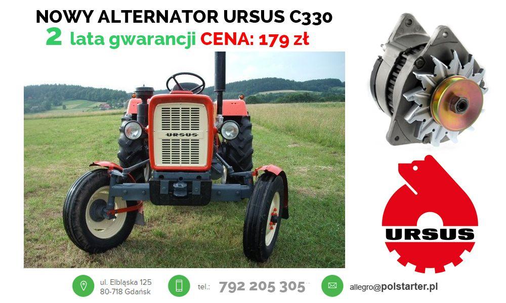Nowy Alternator Ursus C330 W Super Cenie 178 Zl Bezposredni Link Do Aukcji Z Alternatorem Http Allegro Pl Nowy Alternator Ursus Tractors Vehicles