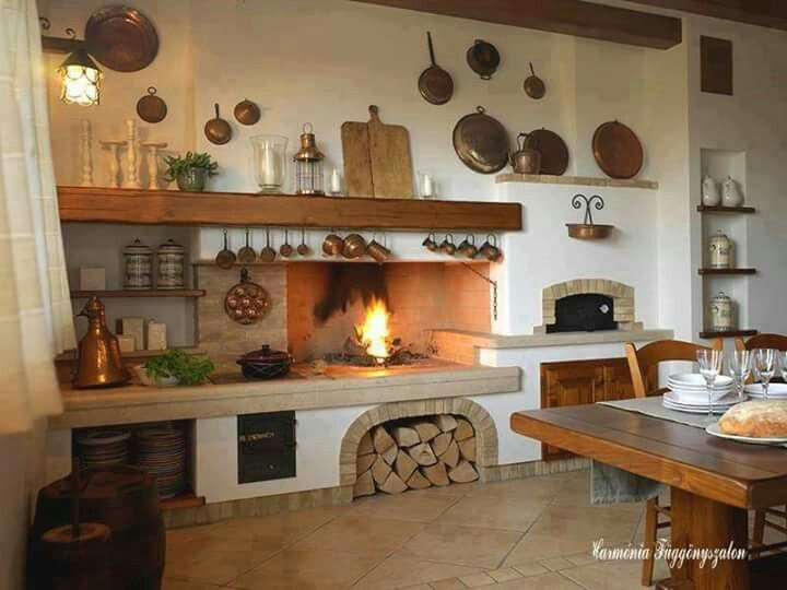 Pin By Zitta Von Kett On Pergola Ideas Outdoor Kitchen Home Decor Kitchen Kitchen Fireplace Home Kitchens