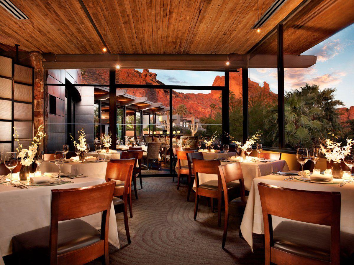21 of the world's most beautiful restaurants Scottsdale