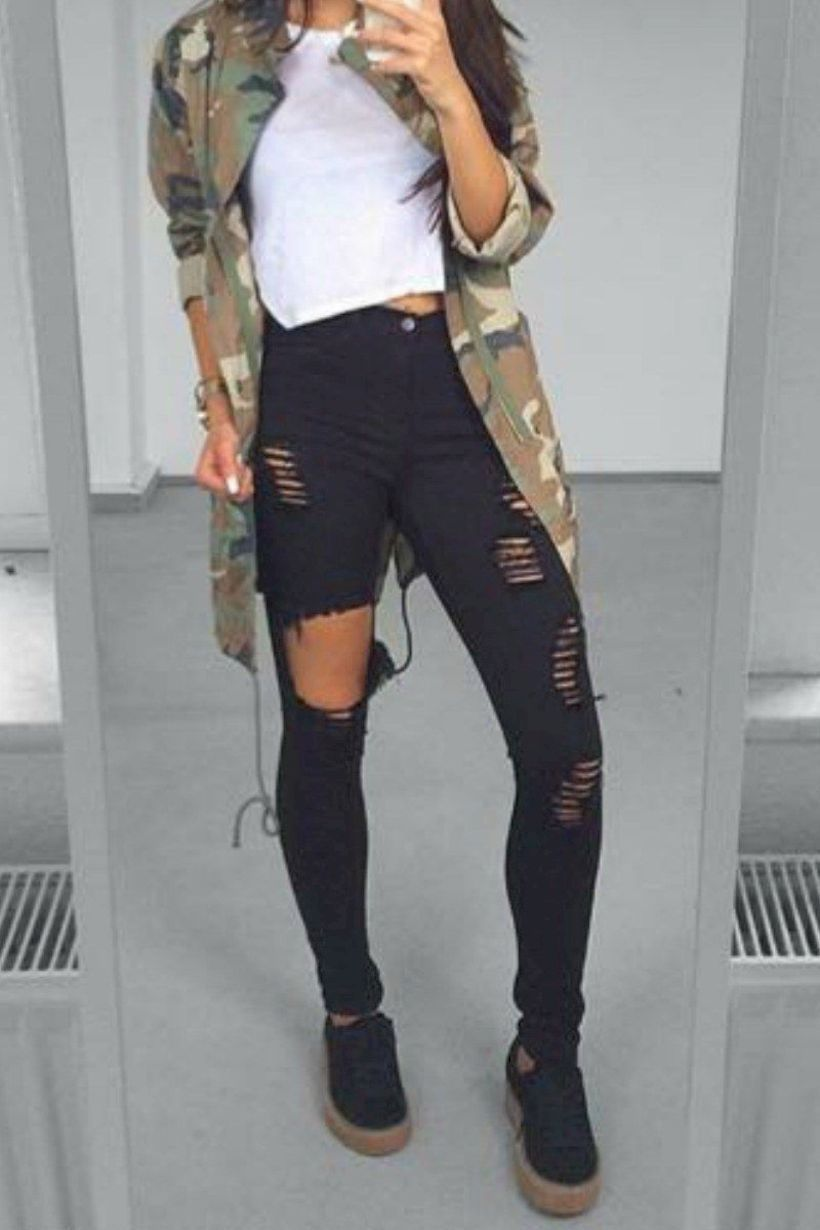 45 Cute Outfits For Teenage Girl in Summer
