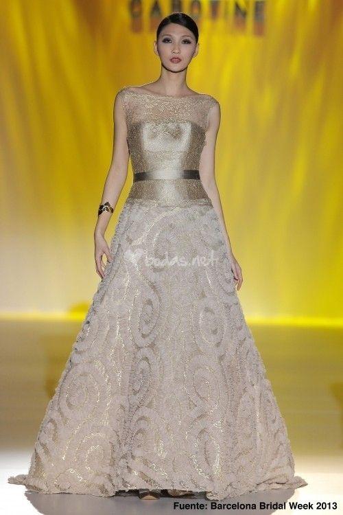 d684fe23c 12 vestidos de fiesta para novia (fotos) en 2018