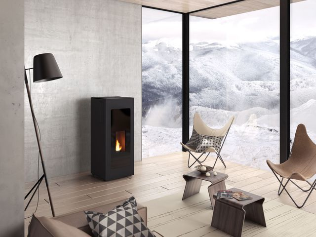 po le bois granul s 15 mod les tendance et design. Black Bedroom Furniture Sets. Home Design Ideas