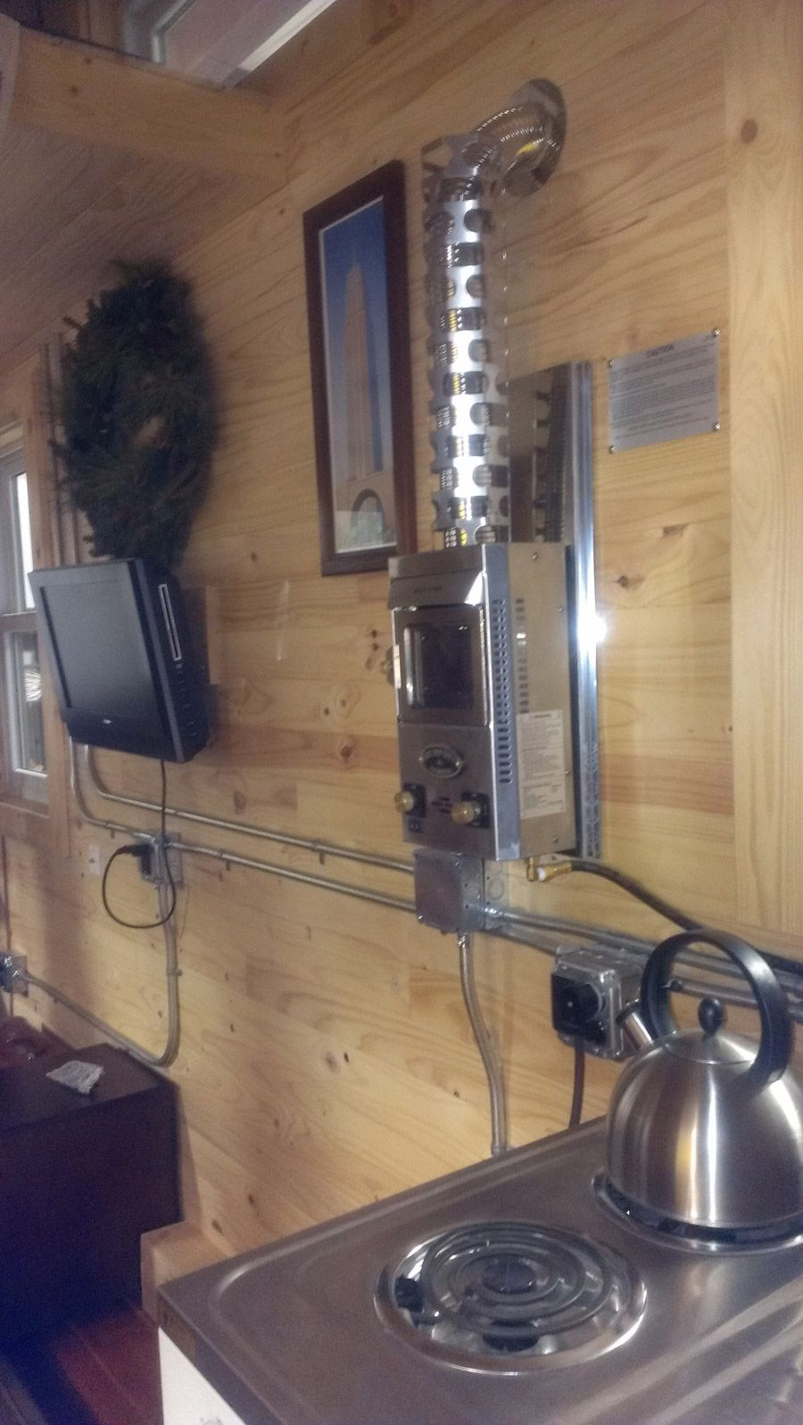 hight resolution of acadia tiny house 4 1 of 2 sip electrical wiring conduits for junction and outlet boxes
