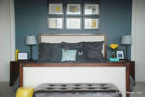 42+ The Appeal Of Gray Master Bedroom With Pop Of Color Teal 26 - #appeal #bedroom #color #master - #Genel #graybedroomwithpopofcolor 42+ The Appeal Of Gray Master Bedroom With Pop Of Color Teal 26 - #appeal #bedroom #color #master - #Genel #graybedroomwithpopofcolor