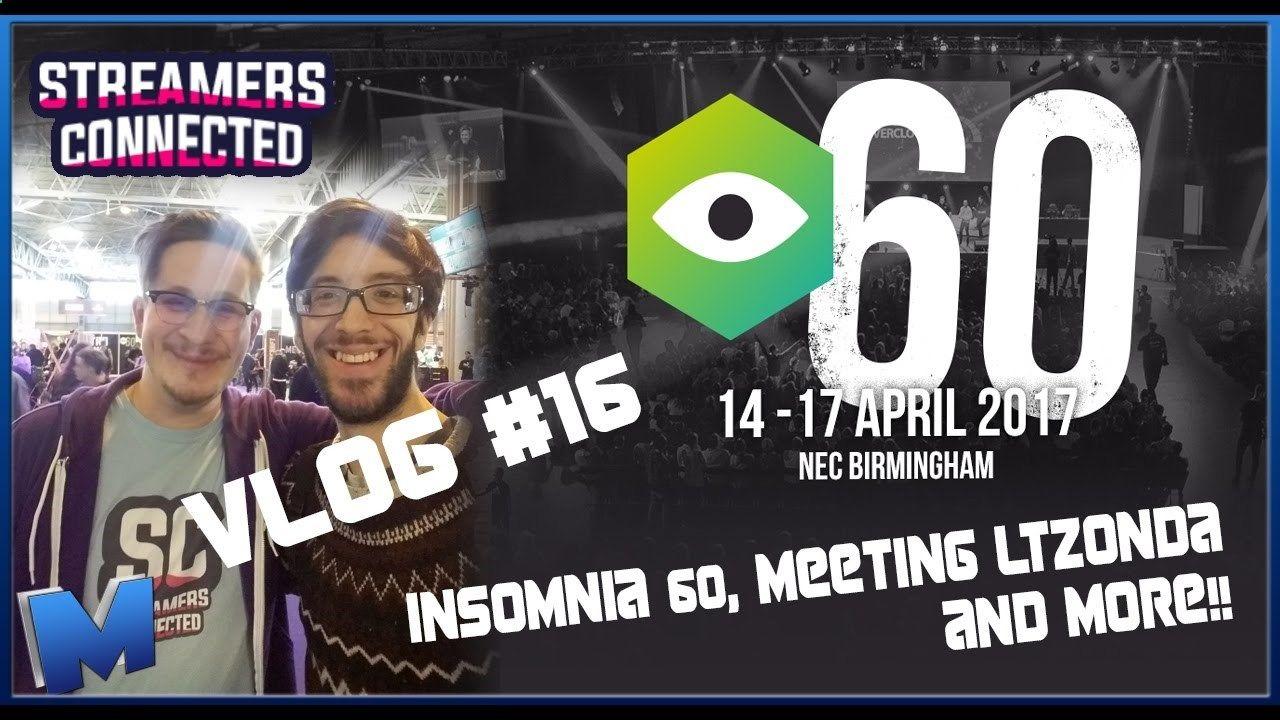 Vlog #16 - INSOMNIA 60!!