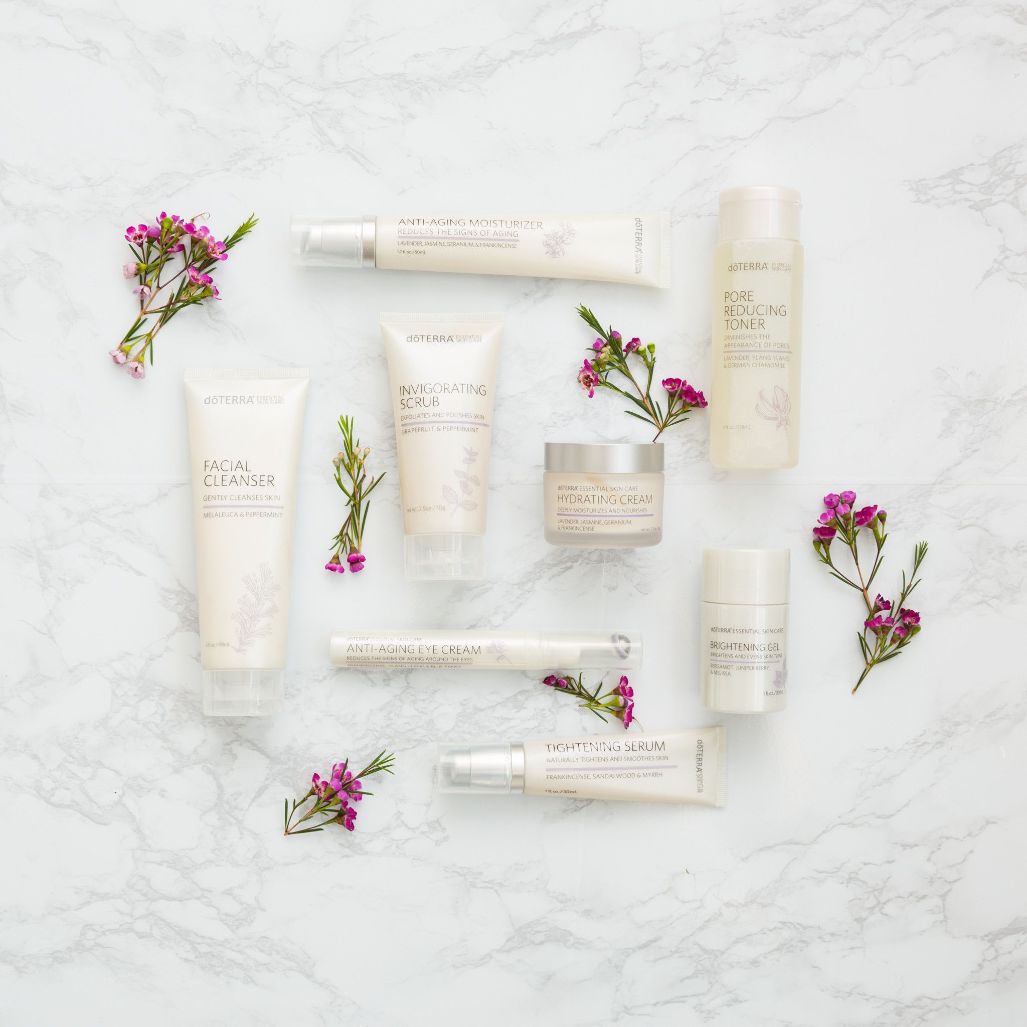 Essential Skin Care Enjoy The New Essential Skin Care Line In One Easy Kit Doterra Essential Ski In 2020 Skin Care Kit Skin Care Essentials Skin Care Products Design