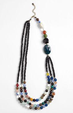 Nakamol Design Multistrand Necklace