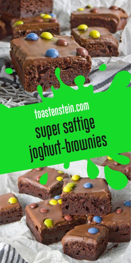 Joghurt Brownies Mit Kokos Schoko Creme Rezept Rezepte Schoko Kokos Kuchen Und Kokoscreme Kuchen
