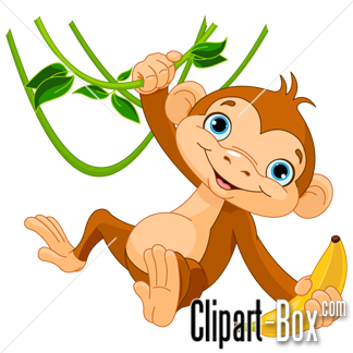 clipart ape with banana is so cute omg swag apes turtles rh pinterest com ape clipart apa clipart format