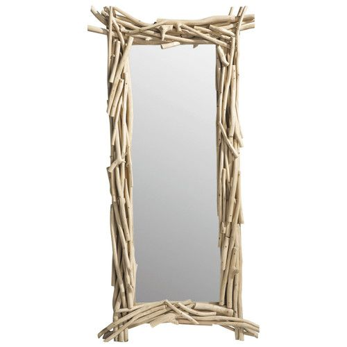 les 25 meilleures id es de la cat gorie miroir bois flott sur pinterest encadrer un miroir. Black Bedroom Furniture Sets. Home Design Ideas