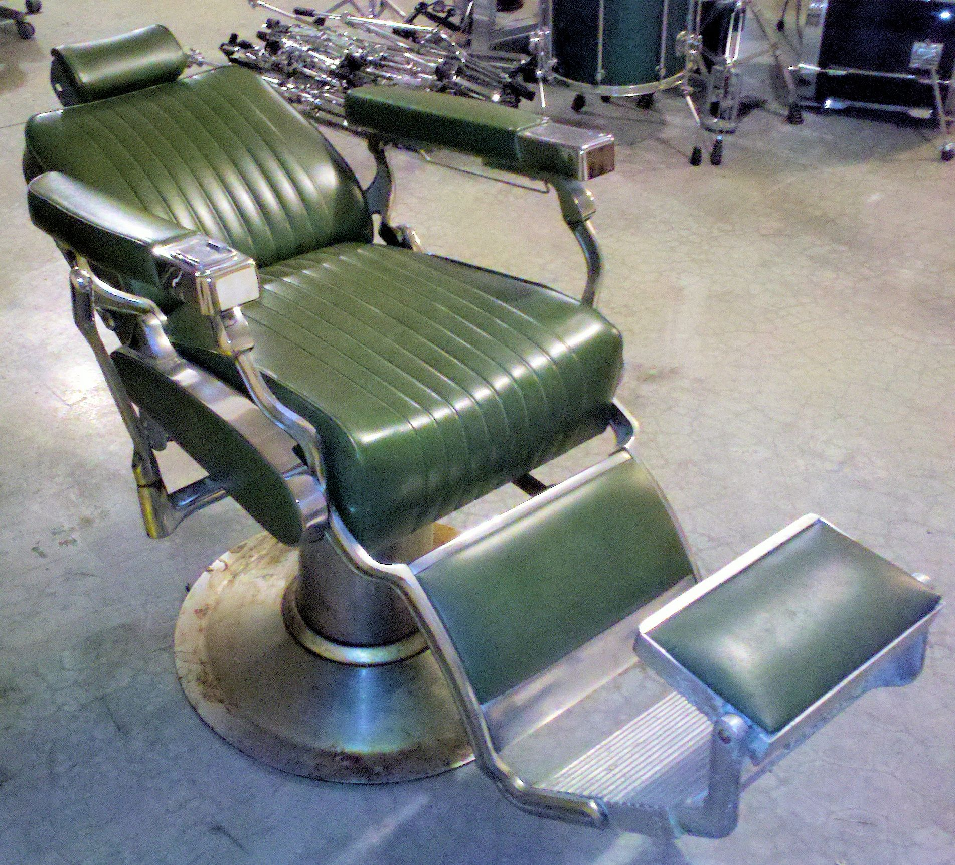 Belmont barber chair Barbering Pinterest