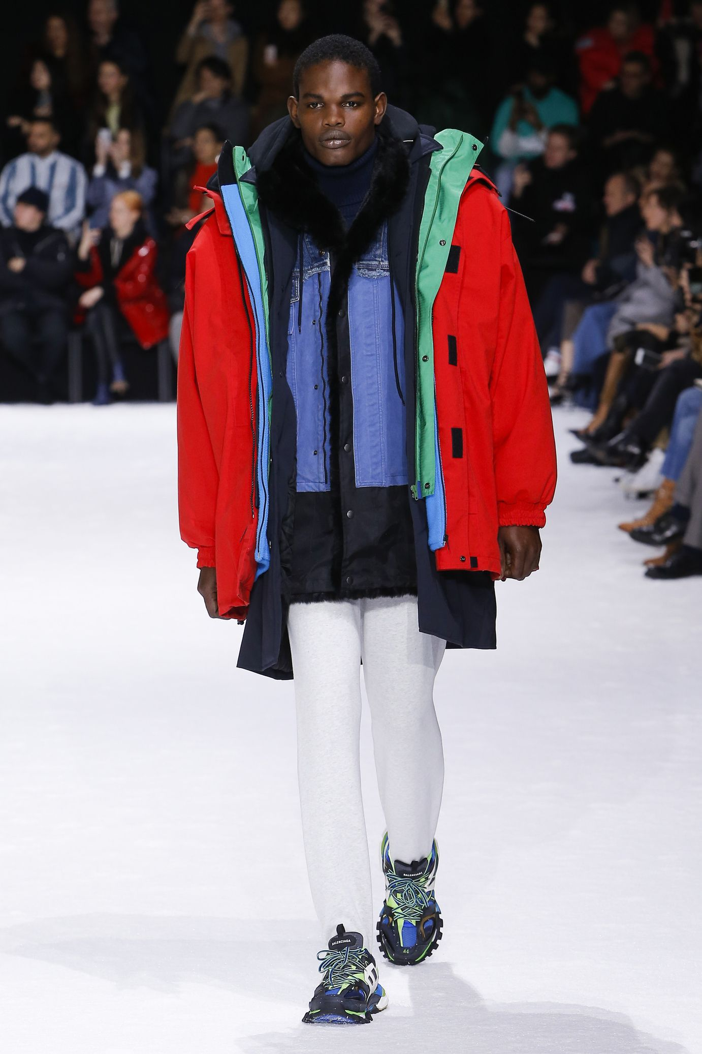 where can i buy order online lower price with Défilé Balenciaga: Automne-hiver 2018-2019 | CAPI FW ...