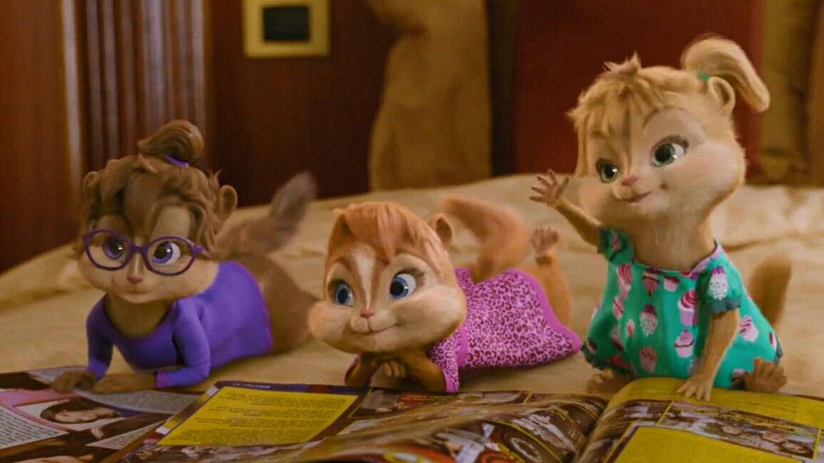 The Chipettes Alvin And The Chipmunks C Bagdasarian