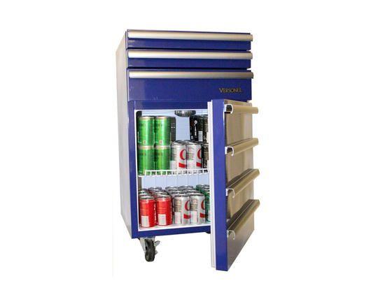 Portable Garage Toolbox Refrigerator   Portable garage ...