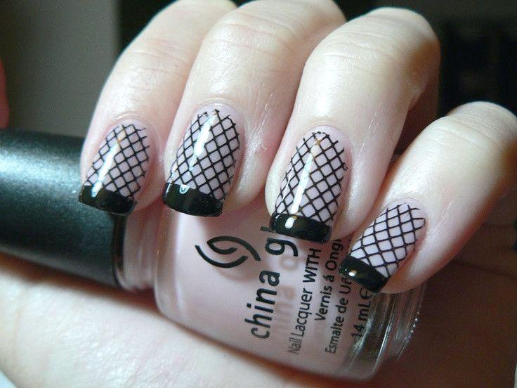 Nagelkunst zum Ausprobieren: Einfache Nageldesigns für ...