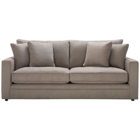 Andersen Mkii 3 Seat Sofa Freedom Furniture And Homewares Upstairs Retreat 1299 Freedom Furnitre Fabric Armchairs Fabric Sofa Sofa