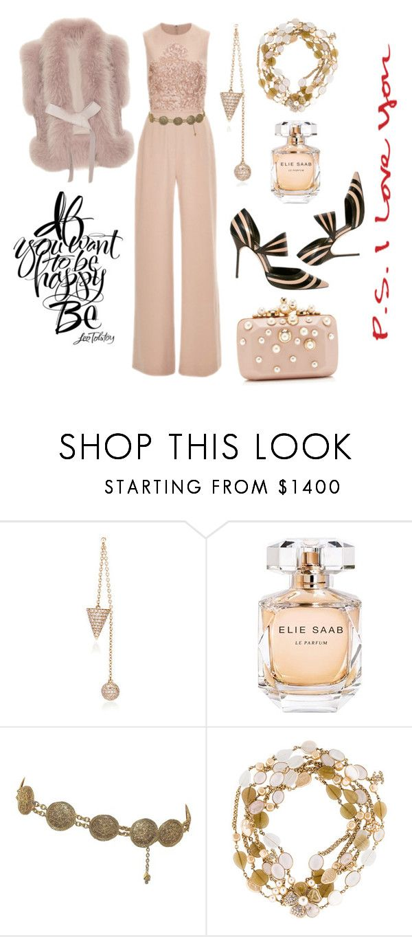 """SAMANTHA"" by livelfashion ❤ liked on Polyvore featuring Elie Saab and Chanel"