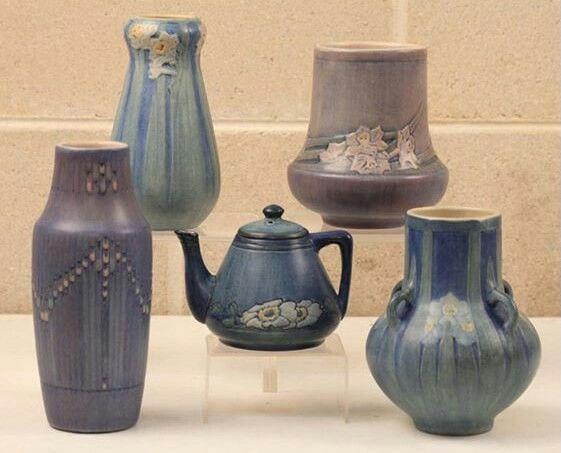 Newcomb Pottery Courtesy Of Barbara