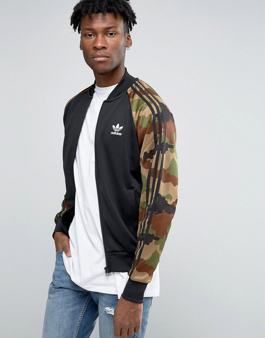 new arrive special sales stable quality adidas+Originals+Camo+Pack+Track+Jacket+AY8172 | Wolle kaufen