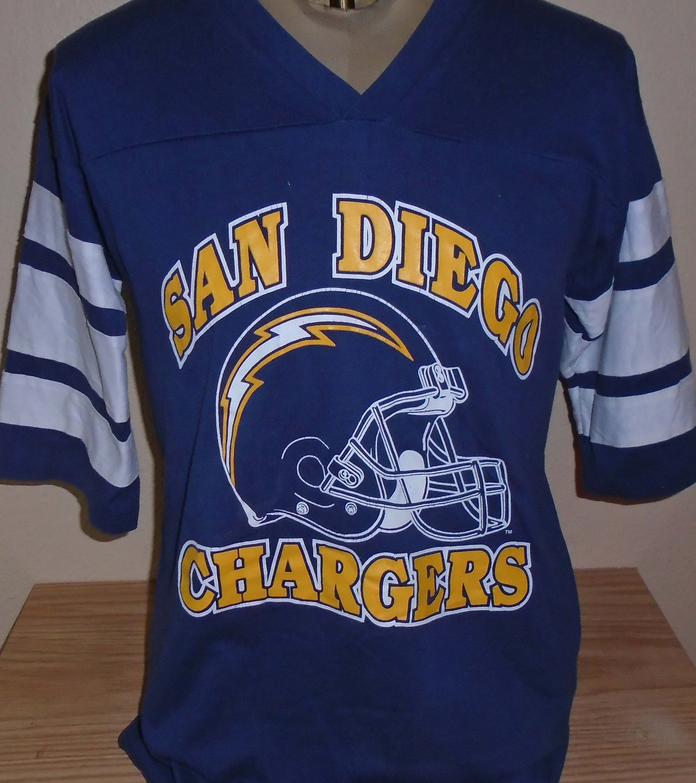 timeless design 38803 2a60e san diego chargers retro shirt
