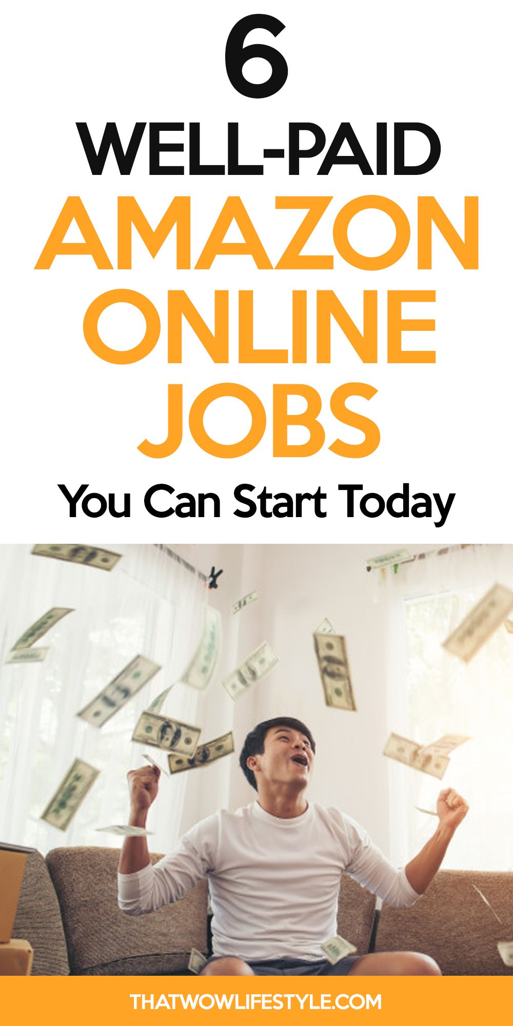 Make Money From Home With Amazon With 6 Legit Jobs In 2020