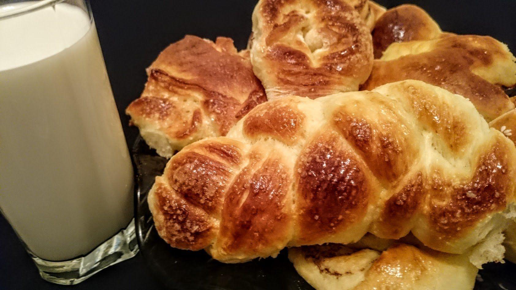булочки сдобные домашние сладкие рецепт с фото ола большой