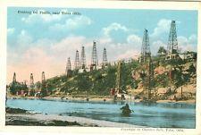 Cushing Ok Oilfields 1915 Cushing Ok Oklahoma In 2019