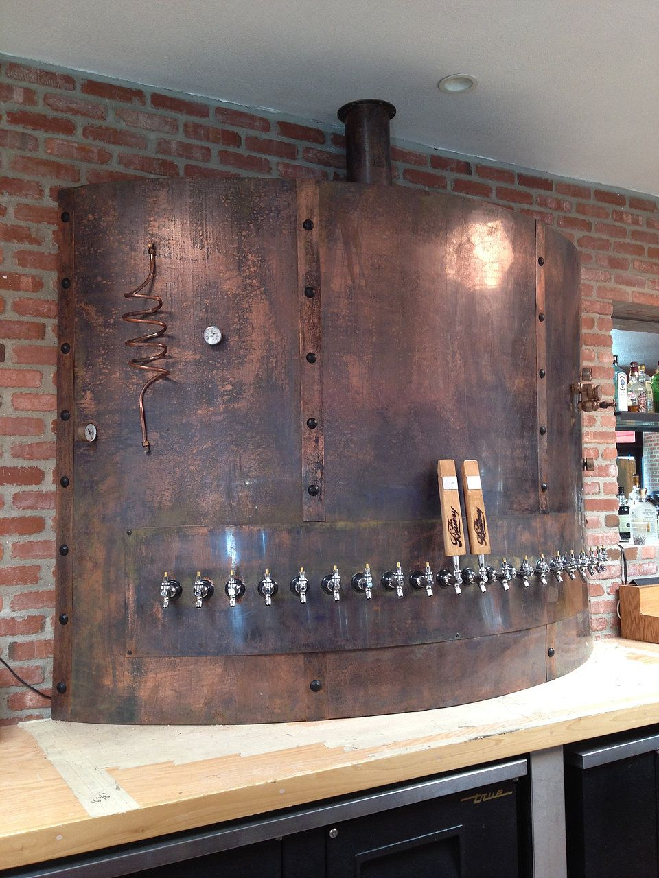 Draft beer system installation, service, and maintenance. Walk-in c ...