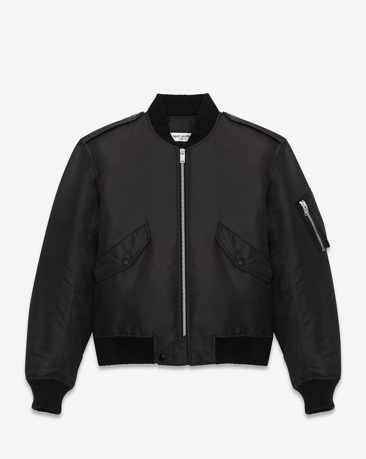Saint Laurent Casual Jackets: discover the selection and shop ...