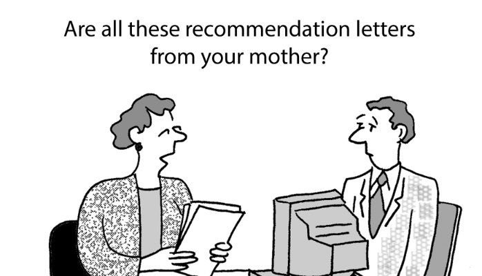 Need Help Finding Recommendations For Your Job? Read This Article