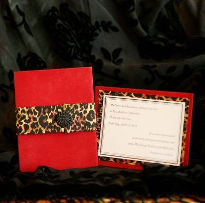 African American Wedding Invitations The Specialists