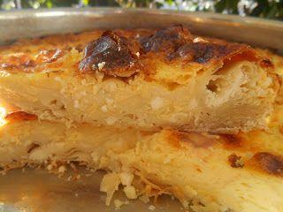Βλάχικη Κουζίνα: Πίτα τι οάου(Πίτα με αυγά) Μαρία Ασαρίδου Καλέση, ...