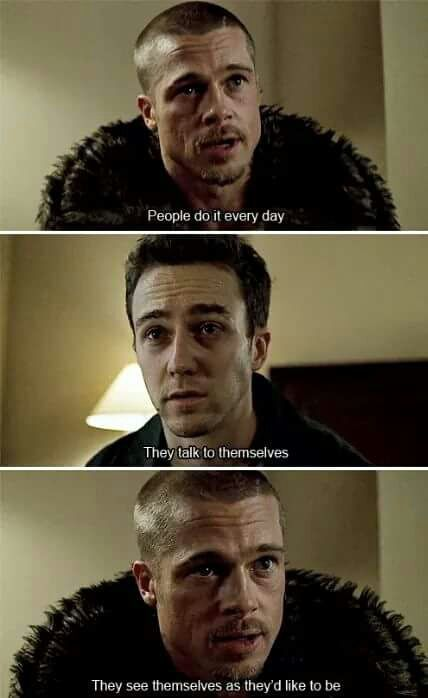 Imagem de Best, fightclub, and movie #epicmovie