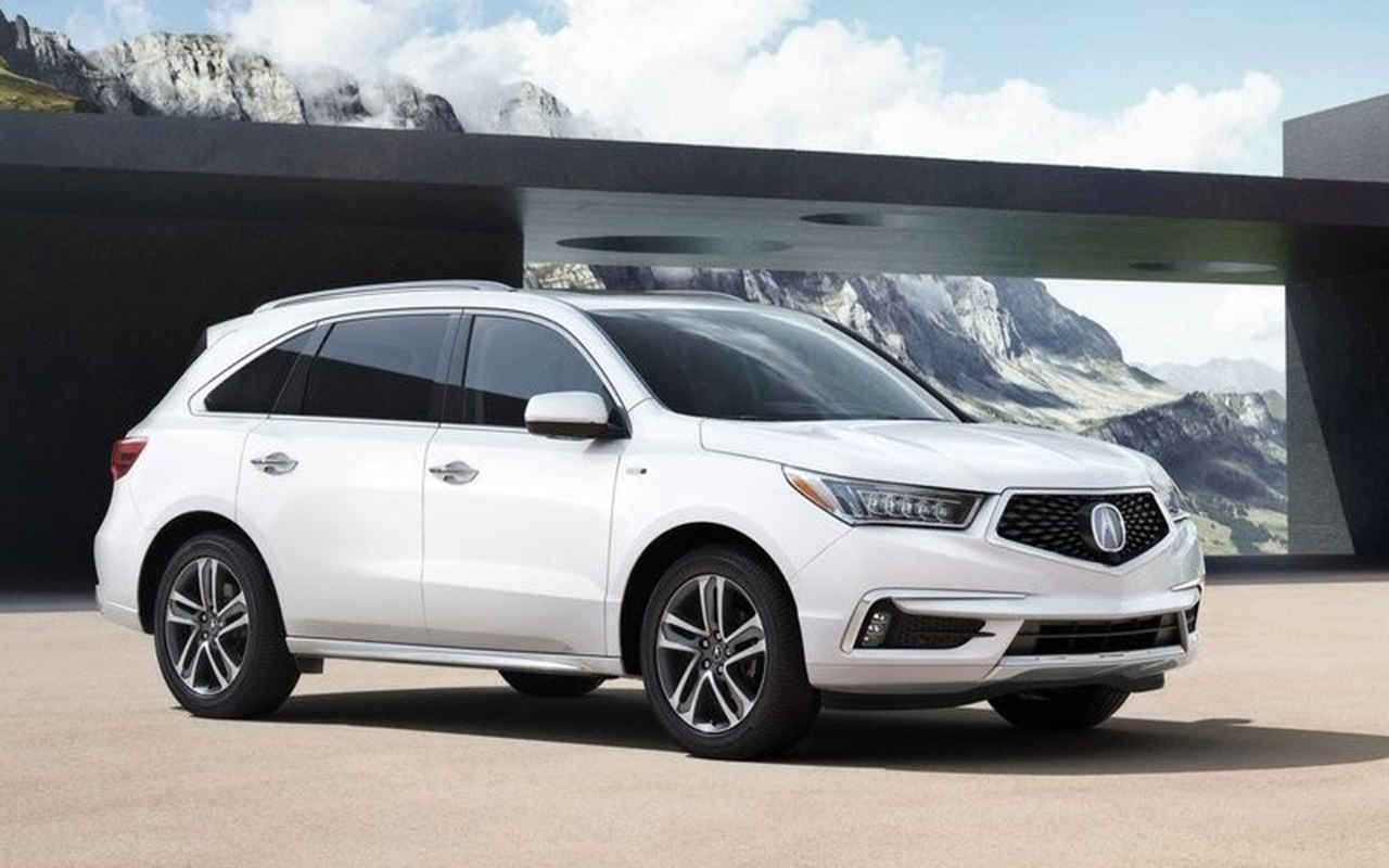 2018 acura mdx sport hybrid. interesting acura the refreshed 2017 acura mdx now features a sport hybrid model in 2018 acura mdx sport hybrid