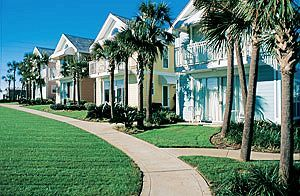 A quaint, colorful vacation village by the sea. Forty delightful and comfortably cozy apartments are just right for couples, small families and business travelers. Features a heated pool and sun-deck and just a short walk to the beach. Located in Destin.         ***3 Stars
