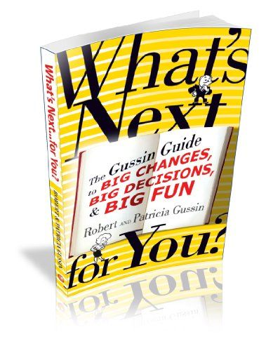 Free Book - What's Next . . . For You?, by Patricia and Robert Gussin, is a repeat freebie in the Kindle store, courtesy of Oceanview Publishing. This is, however, apparently a newer edition, so you might want to grab it anyway.