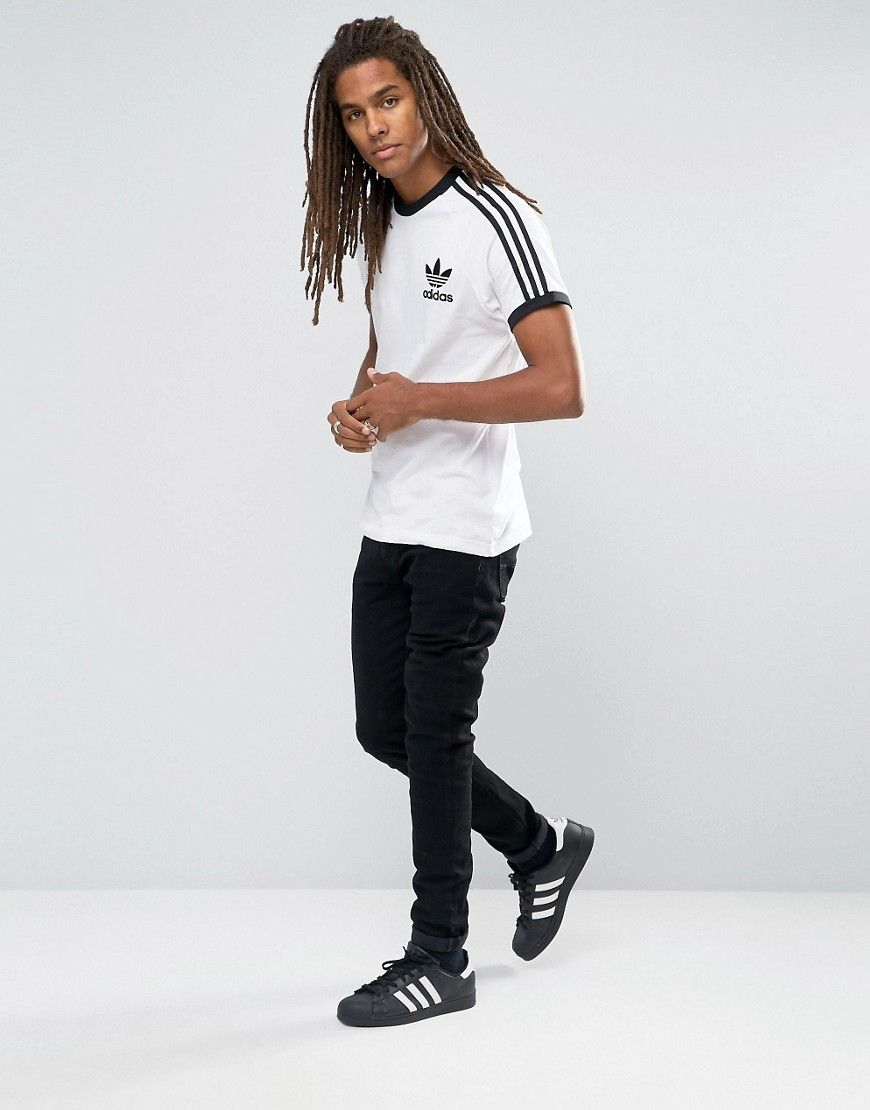 adidas Originals California T Shirt Womens Shop online for