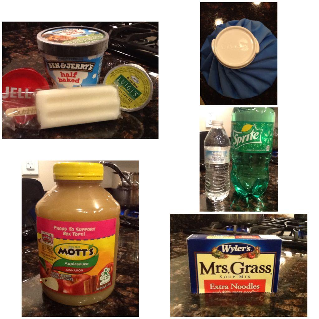 Food Essentials For Wisdom Teeth Removal