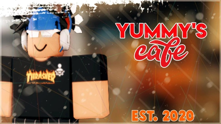 [GRAND OPENING] Yummy's Cafe V7 Roblox en 2020