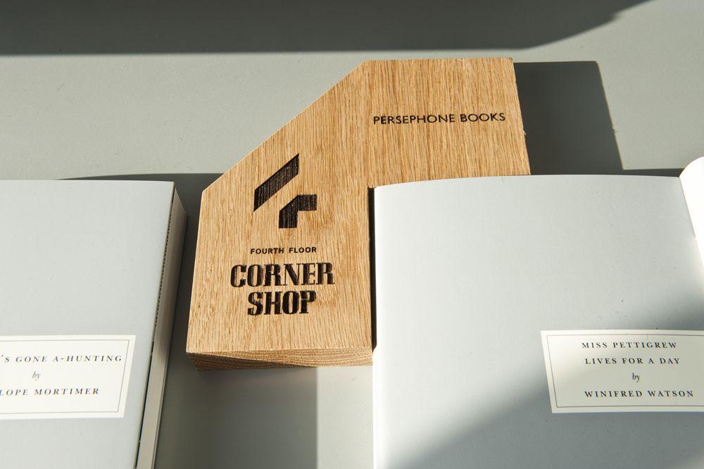 SI Special: North × Fourth Floor Corner Shop