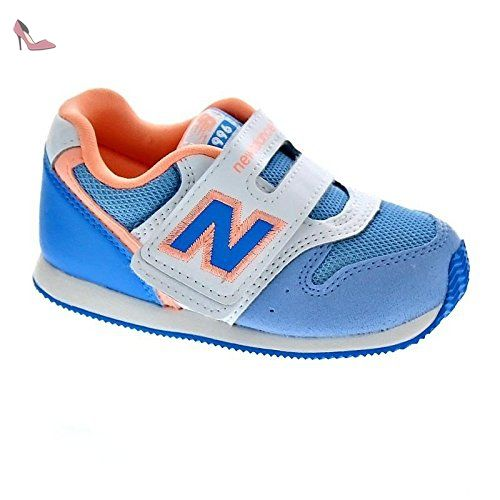 basket new balance fille