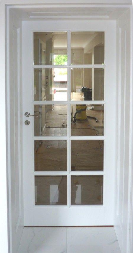 Drzwi Wewnętrzne Zosia S10 Przedpok 243 J Pinterest Salons