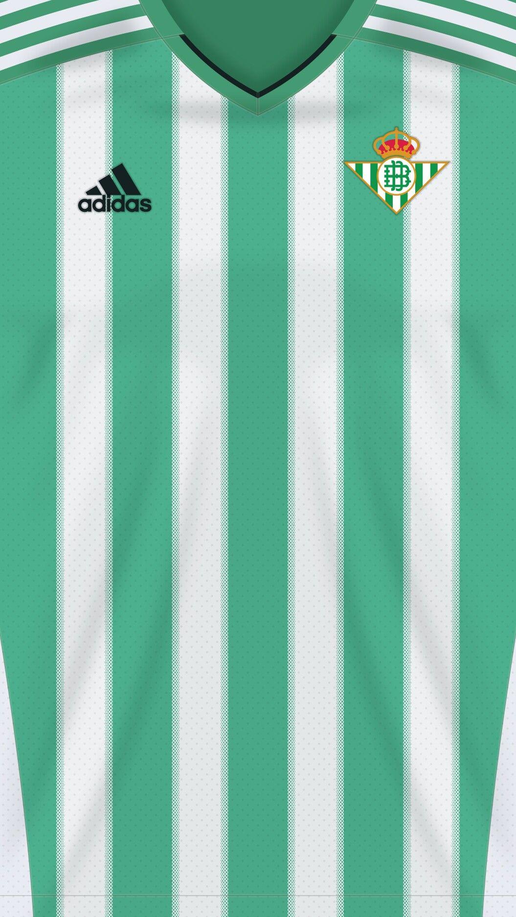 Real Betis Camisetas De Equipo Camisa De Fútbol Casacas De Futbol