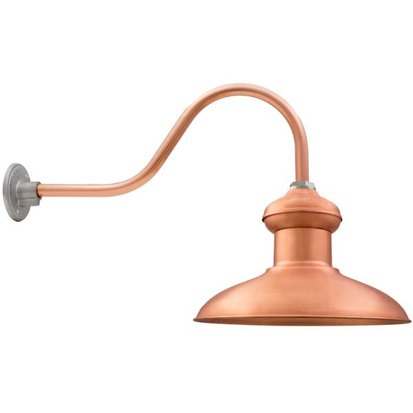An American Lighting Manufacturer Electric Cobarn Light